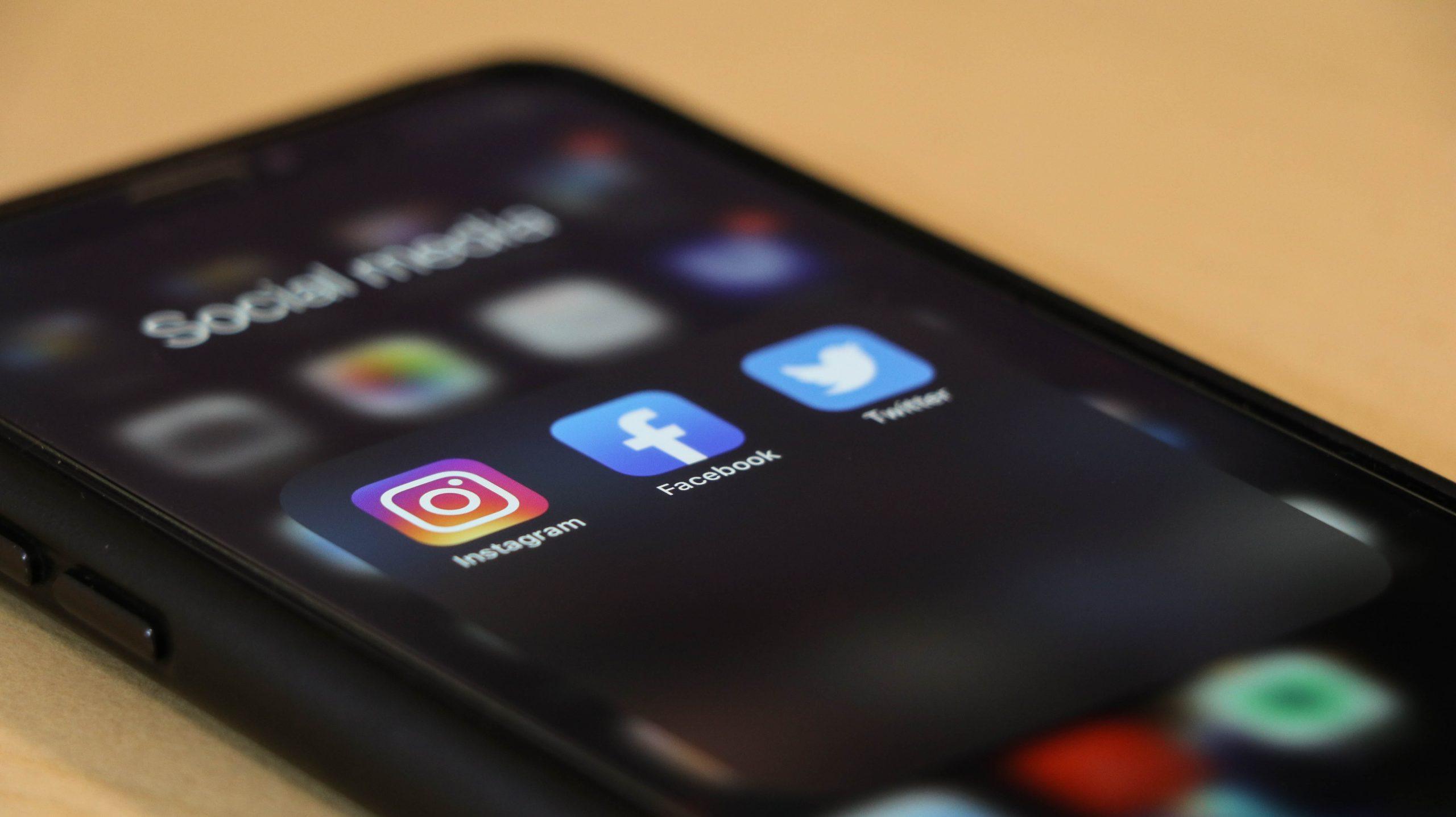 publicidad en las redes sociales